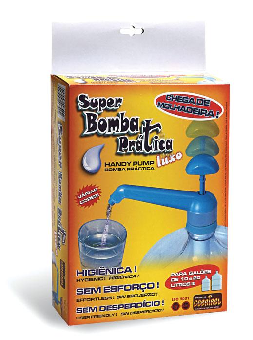 Super Bomba Prática Luxo para Galões Retornáveis (211.581)