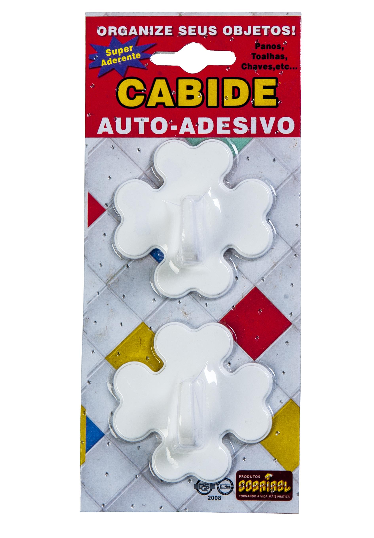 Cabide Adesivo Trevo (211.612)