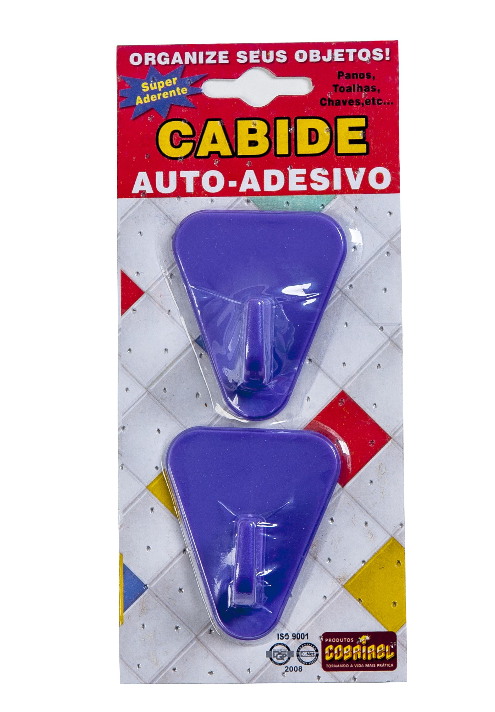 Cabide Adesivo Triangular (211.613)
