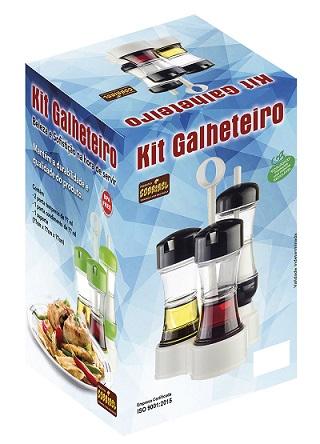 Kit Galheteiro ( 211.669)